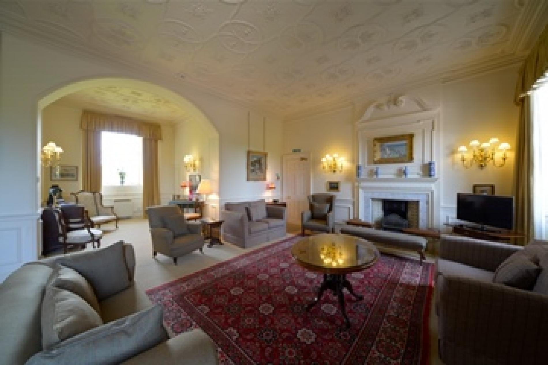 Fyvie Castle Garden & Estate Visitor Information