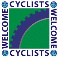 Cyclists Welcome Scheme Logo2