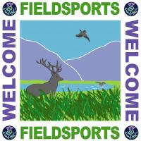 Field Sports Welcome Scheme Logo