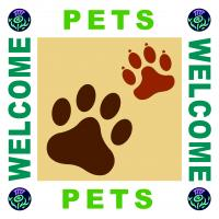 Pets Welcome Scheme Logo