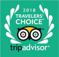TripAdvisor Travellers Choice Award 2018
